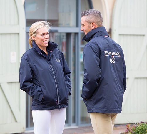 Shires Team Training Jacke - Unisex