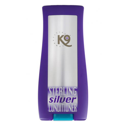 K9 Sterling Silver Whitening Conditioner - Weissmacher